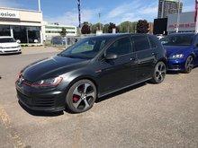 2015 Volkswagen Golf GTI Autobahn 2.0T Manuelle