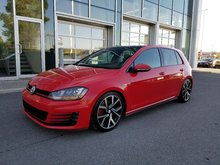 2015 Volkswagen Golf GTI Autobahn *Turbo Neuf* Suspension DSG Fender Toit