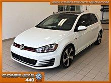 Volkswagen Golf GTI Autobahn Tech Pack 2016