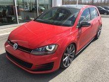 Volkswagen Golf GTI Autobahn Fender Nav 2016