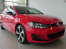 2017 Volkswagen Golf GTI Autobahn 5-portes *PROMO PNEUS HIVER*