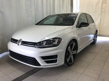 2016 Volkswagen Golf R 4Motion 2.0T Manuelle