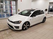 2016 Volkswagen Golf R DSG Tech Pack *Proprio Mature*