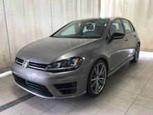 2017 Volkswagen Golf R DSG + GPS + CUIR