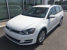 2017 Volkswagen GOLF SPORTWAGEN 4Motion 1.8 TSI Trendline