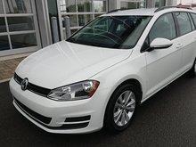 2017 Volkswagen GOLF SPORTWAGEN Trendline 4Motion
