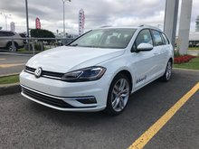 2018 Volkswagen GOLF SPORTWAGEN Demo Highline 1.8T 4Motion