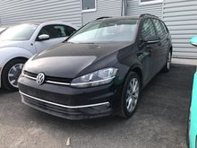 2019 Volkswagen GOLF SPORTWAGEN Demo