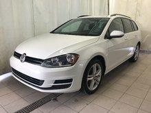Volkswagen Golf Sportwagon Trendline Automatique 1.8T 2015
