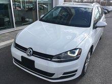 2015 Volkswagen Golf Sportwagon TDI Highline FENDER NAV
