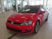 Volkswagen Golf Sportwagon 1.8 TSI Comfortline *Suspension* 2016