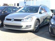 2016 Volkswagen Golf Sportwagon Nav/Kessy/Toit/Cuir/Cam recul/Bluetooth