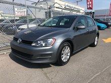 2015 Volkswagen Golf Trendline 1.8T manuelle