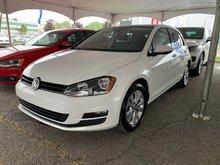 Volkswagen Golf Comfortline 1.8T Manuelle 2015