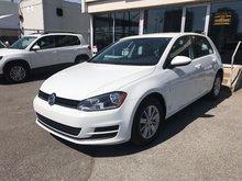2016 Volkswagen Golf Trendline 1.8T Automatique
