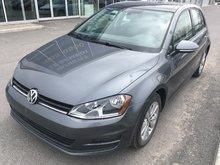 2017 Volkswagen Golf 1.8 TSI Comfortline Toit