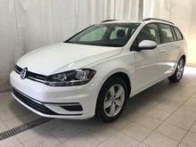 Volkswagen Golf DEMO SportWagen Trendline 1.8T Automatique 2018