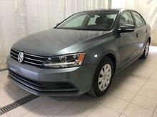 Volkswagen Jetta Trendline plus Automatique 2.0L 2015