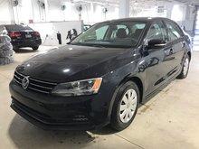 Volkswagen Jetta Sedan Trendline + 2.0L Automatique 2015
