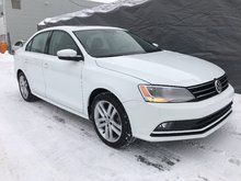 Volkswagen Jetta Sedan Highline 1.8T Automatique 2015