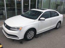 2015 Volkswagen Jetta 1.8 TSI Trendline + Toit