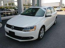 2014 Volkswagen Jetta TDI Comfortline Toit
