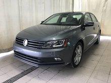 2015 Volkswagen Jetta Highline 1.8T Automatique