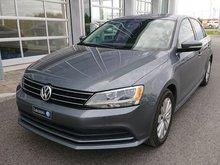 Volkswagen Jetta Trendline + Toit Mags Camera 2015