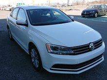 Volkswagen Jetta Trendline+ Toit Mags 2015