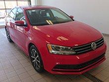 2016 Volkswagen Jetta Comfortline 1.4 TSI