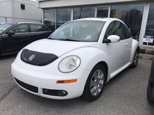 2010 Volkswagen New Beetle coupe Comfortline 2.5L Manuelle