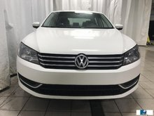 Volkswagen Passat CUIR + TOIT OUVRANT + AUTOMATIQUE Comfortline 2015