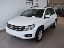 Volkswagen Tiguan Trendline Ens. Commodite 2014