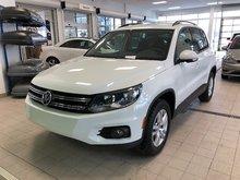 Volkswagen Tiguan 4Motion Ens. Commodité 2014