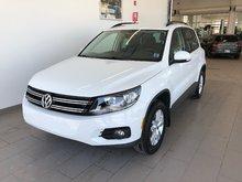 Volkswagen Tiguan Trendline Ens. Commodité 2014