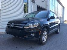 Volkswagen Tiguan Trendline Bluetooth sièges chauffants 2015