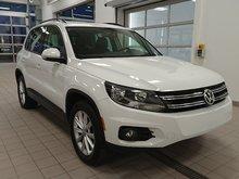 Volkswagen Tiguan Comfortline 4Motion Camera Toit *PROMO PNEUS HIVER 2015