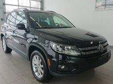 Volkswagen Tiguan Comfortline 4Motion Toit Camera *KIT HIVER INCLUS* 2015