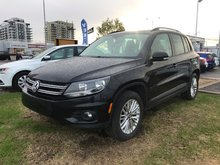 2015 Volkswagen Tiguan Edition Special 2.0T 4Motion
