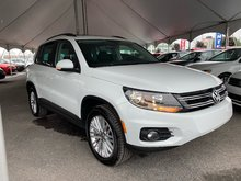2015 Volkswagen Tiguan Cam Recul/Kessy/Toit pano/Bluetooth/4Motion