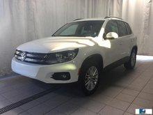 Volkswagen Tiguan BLUETOOTH + ENTRÉE SANS CLÉ 2016