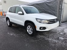 2016 Volkswagen Tiguan Highline 2.0T 4Motion