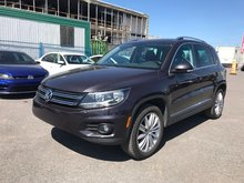 Volkswagen Tiguan Nav/App-Connect/Cuir/Toit/Kessy/Cam recul/ 2016
