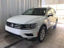 Volkswagen Tiguan DEMO Trendline Automatique 2.0T 2018