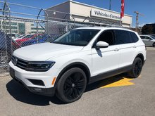 2018 Volkswagen Tiguan Highline - Driver Assist Pack