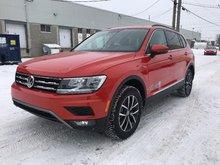 Volkswagen Tiguan Demo Comfortline 2.0T 4Motion 2018