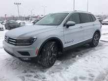 2018 Volkswagen Tiguan Demo Highline 2.0T 4Motion