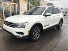 Volkswagen Tiguan Demo Comfortline 2.0T 2018