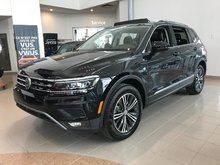 2018 Volkswagen Tiguan Demo Highline