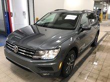 Volkswagen Tiguan Comfortline Toit ouvrant  panoramique, Pneu hiver 2018